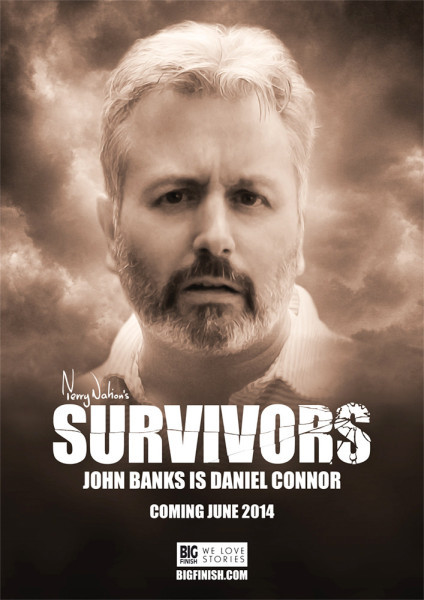 John Banks is Daniel Connor