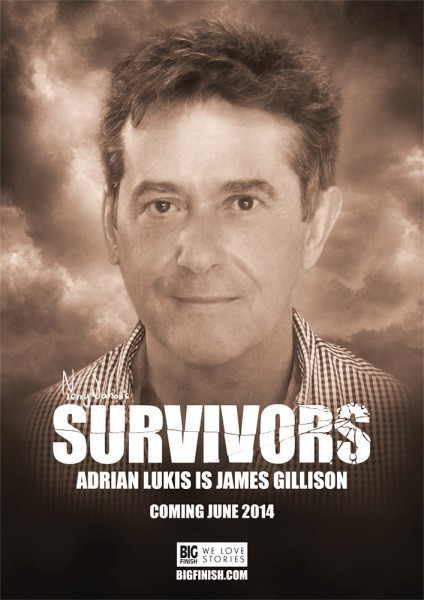 Adrian Lukis is James Gillison