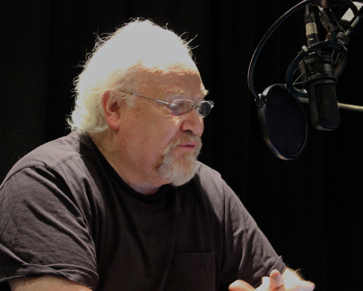 Colin Baker as Gerald Conway