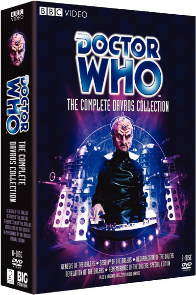 The Complete Davros Collection
