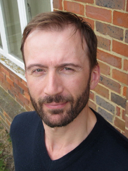 Anthony Howell plays Christopher