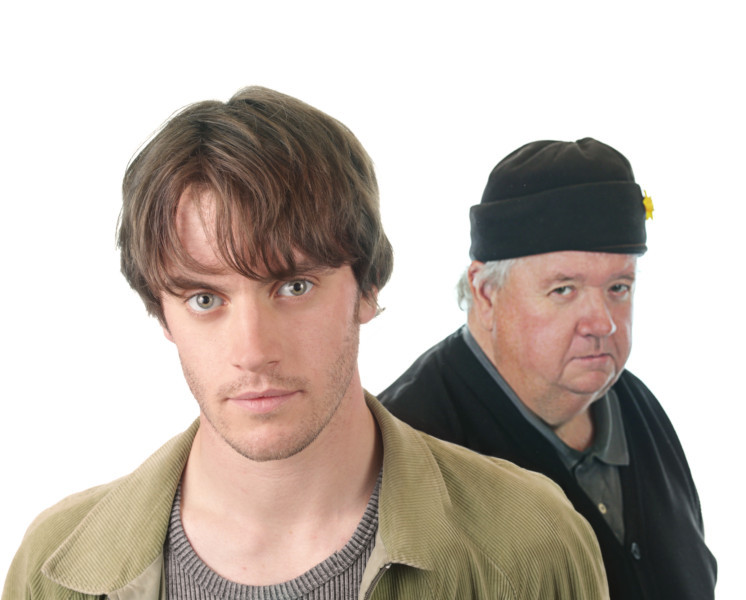 Danny Horn returns as Kazran Sardick! With Ian McNeice.