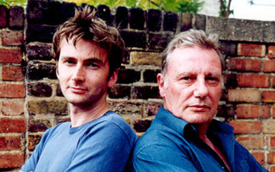 David Tennant and Paul Darrow