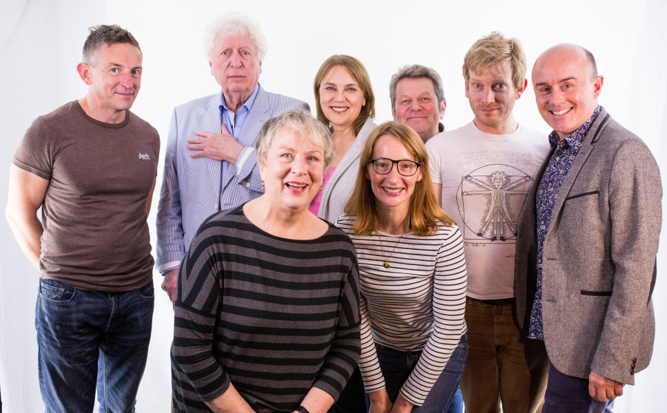 David Richardson, Tom Baker, Pam Ferris, Lorelei King, Emma Lowndes, Matt Devitt, John Dorney, Barnaby Edwards