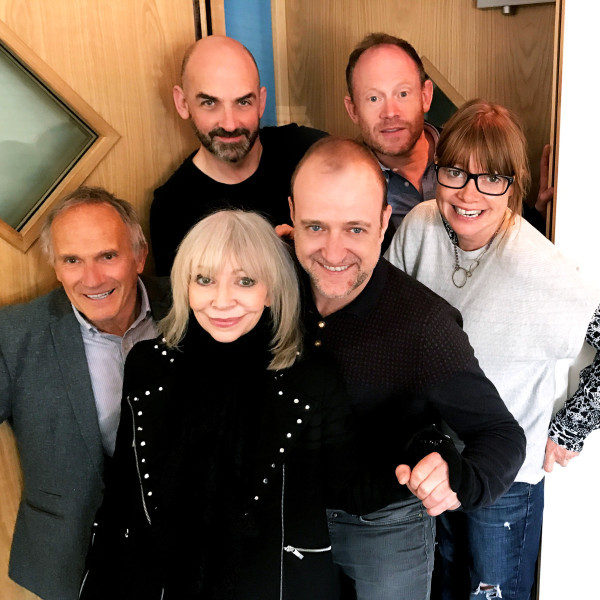 Richard Derrington, Katy Manning, Ian Conningham, Tim Treloar, Robert Hands, Robin Weaver