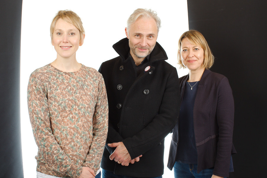 Hattie Morahan, Mark Bonnar, Nicola Walker