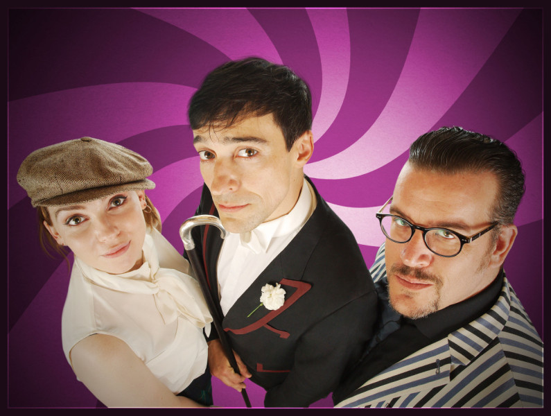 Milly Thomas, Blake Ritson, Guy Adams