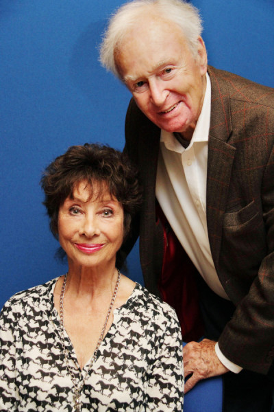 Carole Ann Ford, William Russell