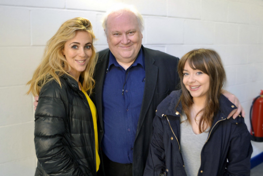 Miranda Raison, Colin Baker, Lisa Greenwood