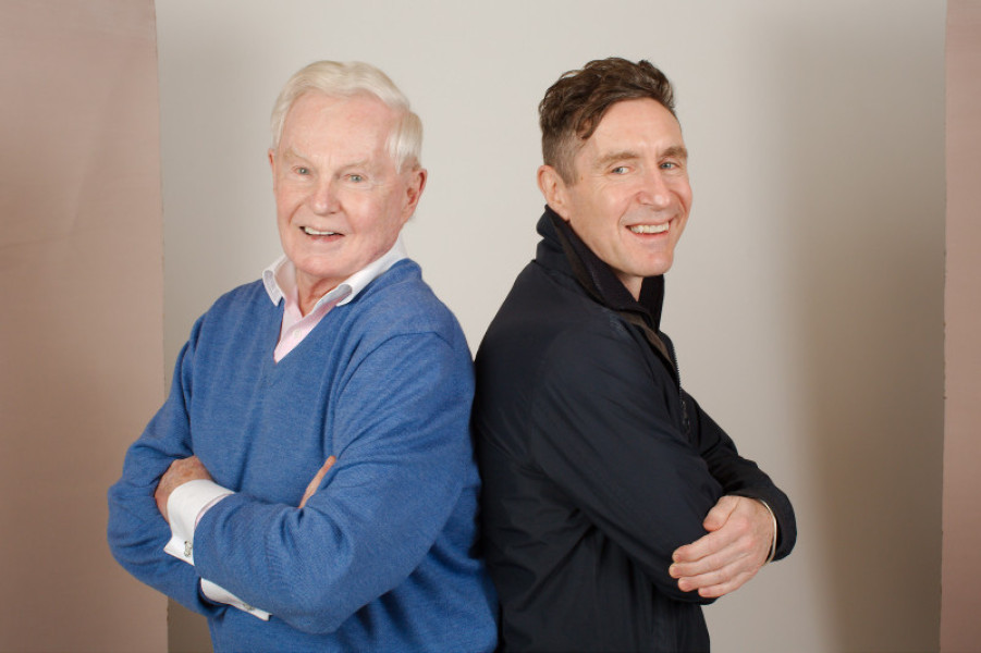 Derek Jacobi, Paul McGann