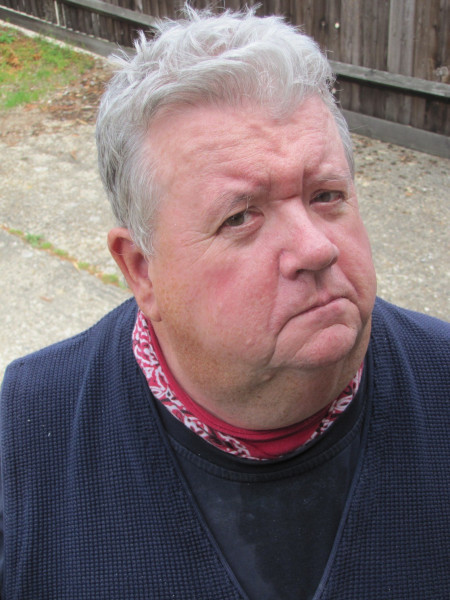 Ian McNeice plays Harcourt