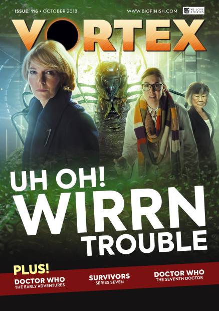 Vortex: Issue #116