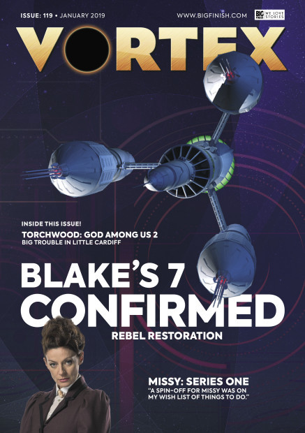 Vortex: Issue #119