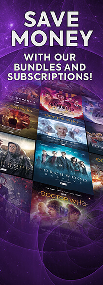 Save with Big Finish Bundles & Subscriptions!