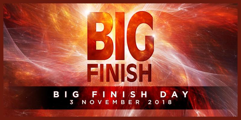 Big Finish Day