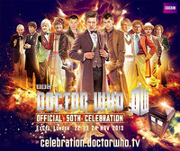 Doctor Who: Official 50th Celebration