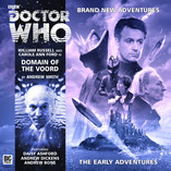 First Cover for Doctor Who: Early Adventures Range