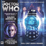 Doctor Who: Daleks Among Us Cover Revealed
