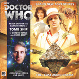 Doctor Who: Tomb Ship Cover and Trailer Online