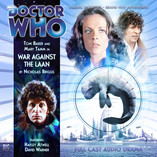 Doctor Who: War Against the Laan Cover Released