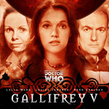 Gallifrey 5, Big Finish Companion 2