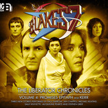 Blake's 7: The Liberator Chronicles Vol 4 and Lucifer Released