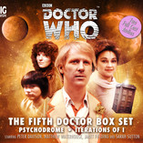 Doctor Who: The Fifth Doctor Box Set Trailer Released