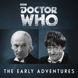 An Early Chance to Pre-Order More Early Adventures of Doctor Who!