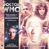 Doctor Who: Masquerade - New Pressing Being despatched