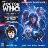 Doctor Who: The Romance of Crime cover revealed!