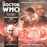 Doctor Who - The Early Adventures: An Ordinary Life - Released Today!