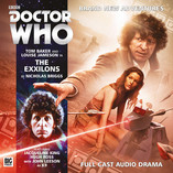 Doctor Who - The Fourth Doctor Adventures - The Exxilons Out Now!