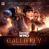 Gallifrey - Intervention Earth - Part One Available as Podcast!