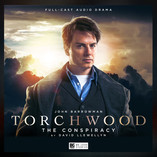 Torchwood: The Conspiracy - Out Now!