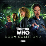 Doctor Who: Doom Coalition 2 – Listen to the trailer!