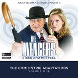 The Avengers – Steed and Mrs Peel: The Comic Strip Adaptations Volume 1