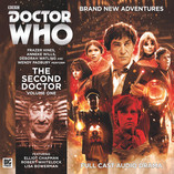 Doctor Who – The Companion Chronicles: The Second Doctor Volume 1