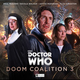Doctor Who - Doom Coalition 3 Out!