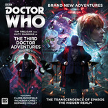 Doctor Who - The Third Doctor Adventures Volume 2!