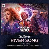 Diary of River Song 2 - Out on CD