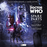 Doctor Who - Spare Parts on Vinyl!