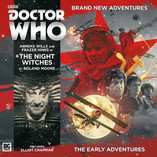 Released today, Doctor Who: The Early Adventures – The Night Witches