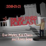 2018-01-21 Eve Myles, Kai Owen and River Song