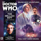 Fifth Doctor – The Helliax Rift