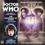 Doctor Who: The Fourth Doctor Adventures - The Darkness of Glass cover revealed!