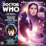 Doctor Who: The Fourth Doctor Adventures - Requiem for the Rocket Men cover and story revealed!