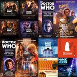 12 Days of BigFinishmas – War Doctor and Daleks