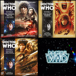 Doctor Who - Fourth Doctor Covers