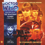 Time for Another Heist: Doctor Who: The Companion Chronicles - The Selachian Gambit Special Offer!