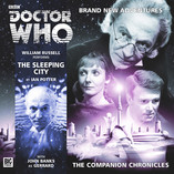 Doctor Who: The Sleeping City Out Now
